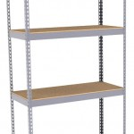 Types of Boltless Shelving Available from All American Rack Company
