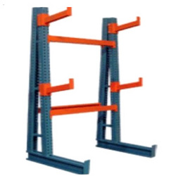 Used raw material cantilever bar racks