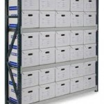 Record and Archival Storage Systems