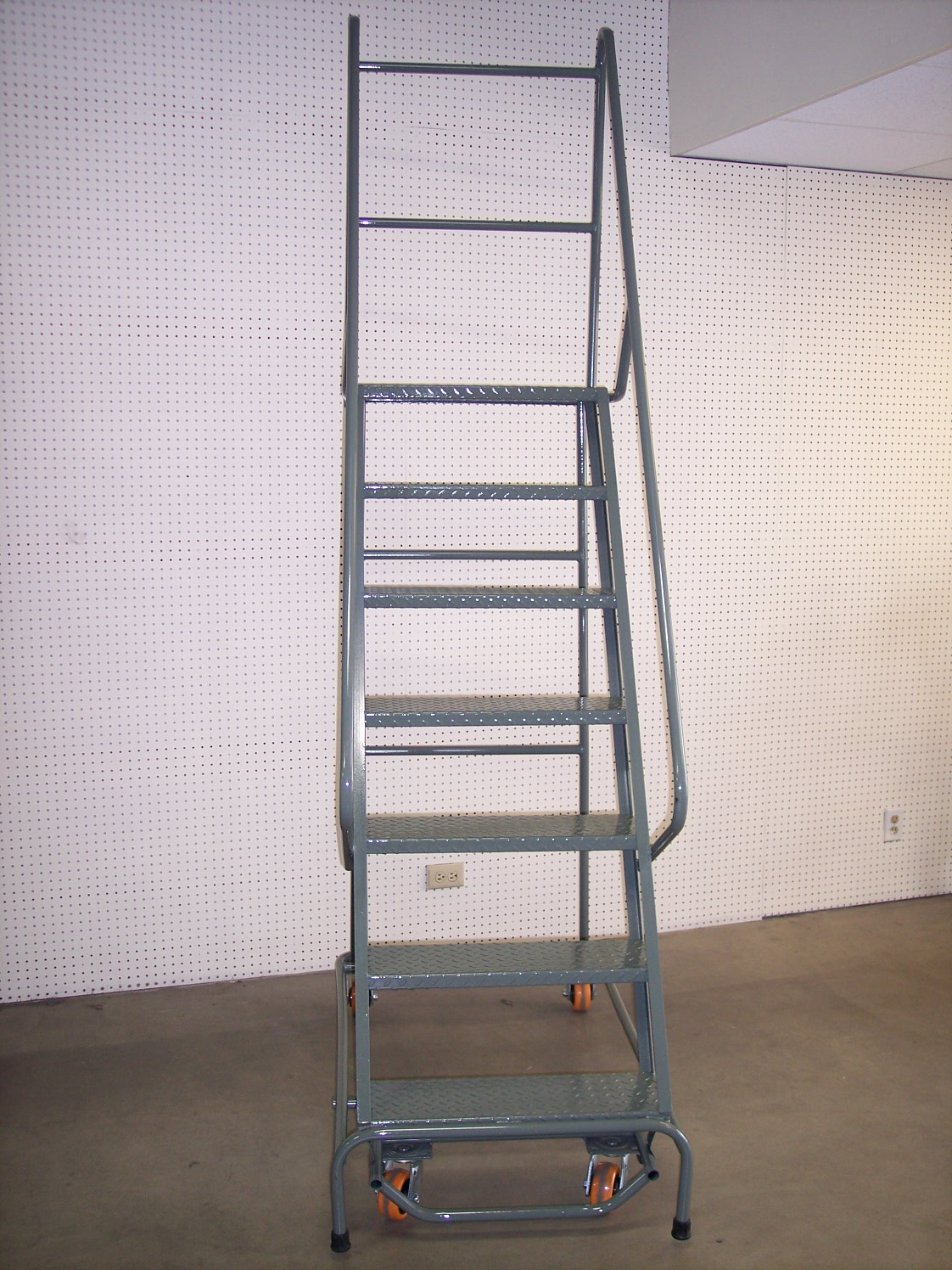 Steel Stair Cases And Ladder A Amp A Boltless Rack And