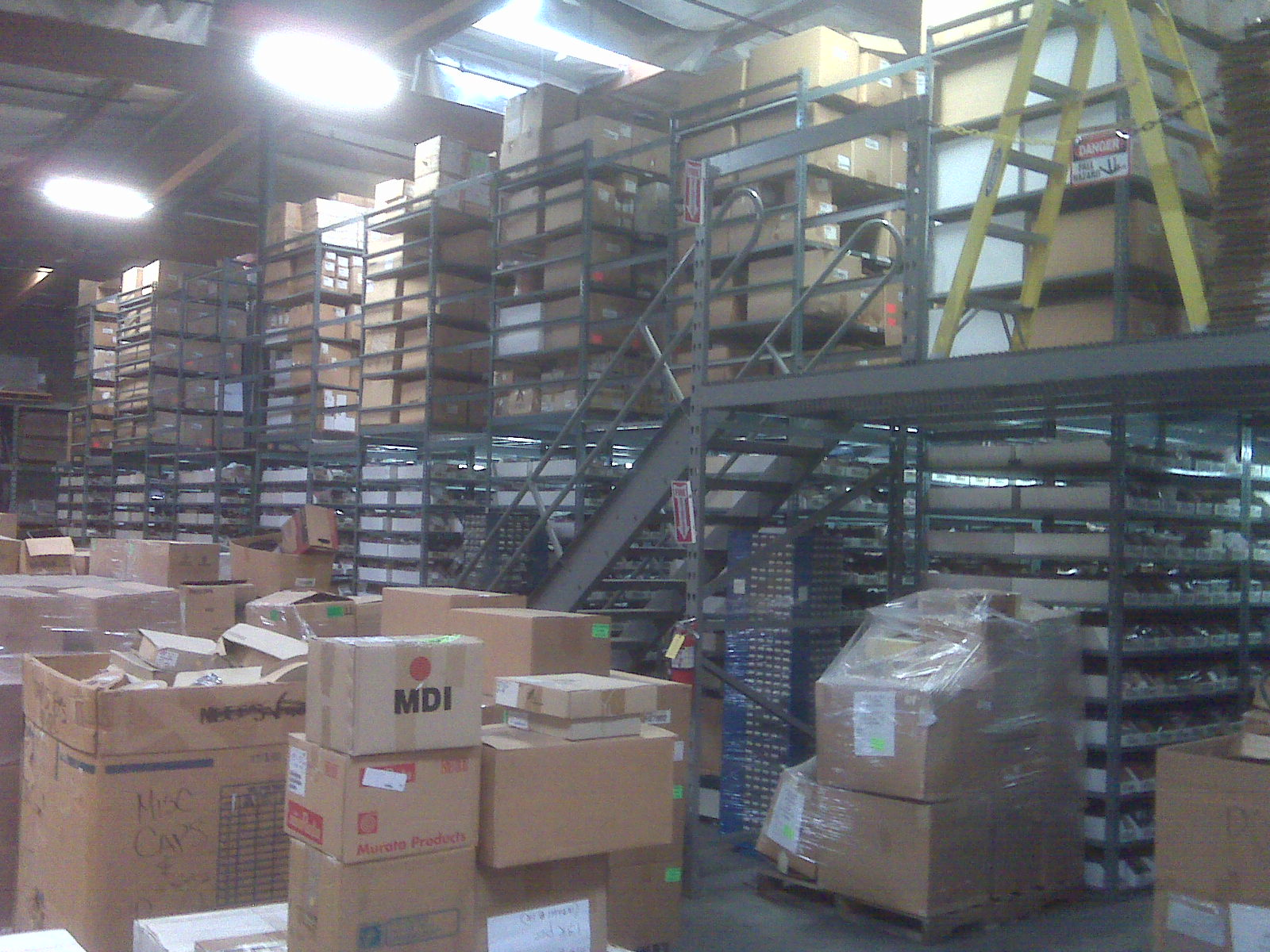A Amp A Boltless Rack And Shelving Warehouse Storage Solutions