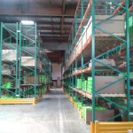 Santa Fe Springs Q2 2013- Pallet Rack project