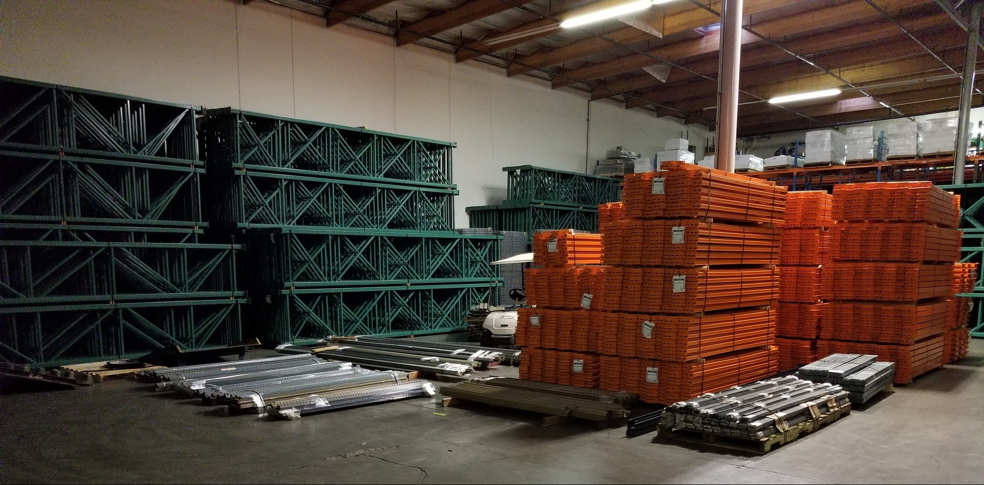 A&A Boltless Rack and Shelving Warehouse Storage Solutions